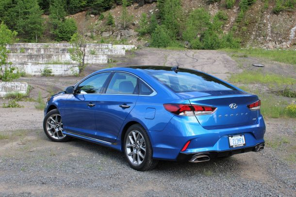Why drive the 2018 Hyundai Sonata Limited?   In Wheel Time