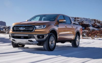 Mid-size truck segment – lead by Tacoma – paces all vehicle sales January 2018