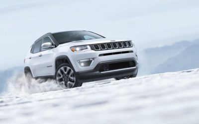 2018 Jeep Compass Limited 4×4 Ride/Drive