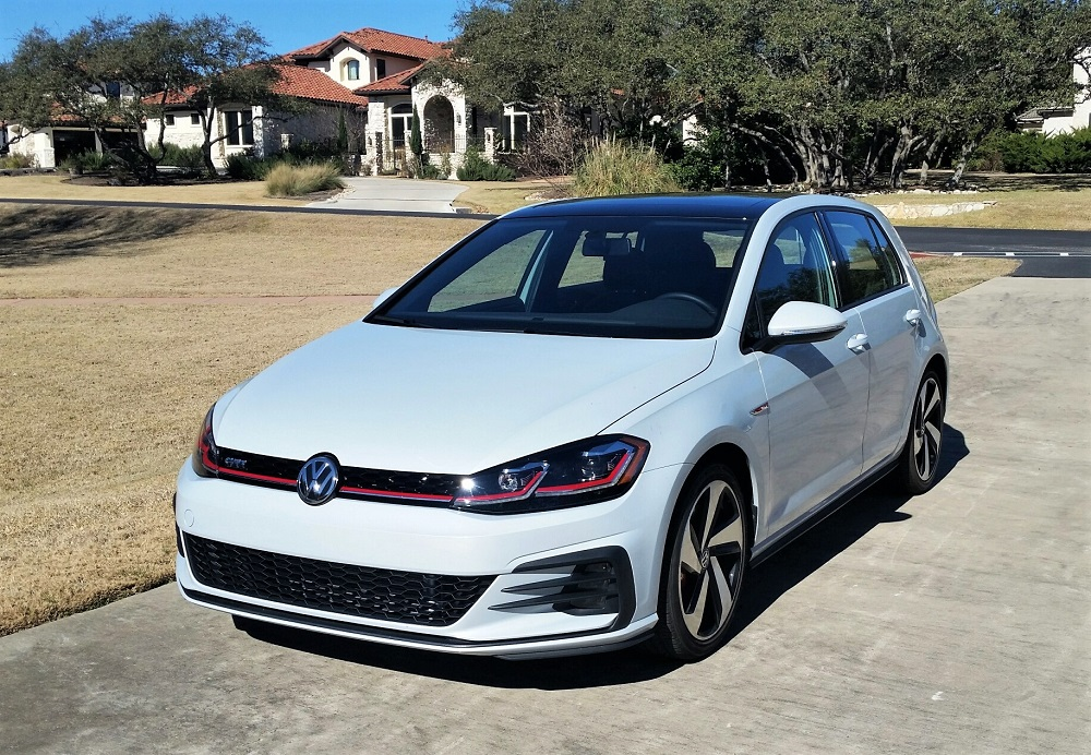 2018 Golf Gti >> Bring Em The Heater Ricky The Vw Golf Gti Heater In