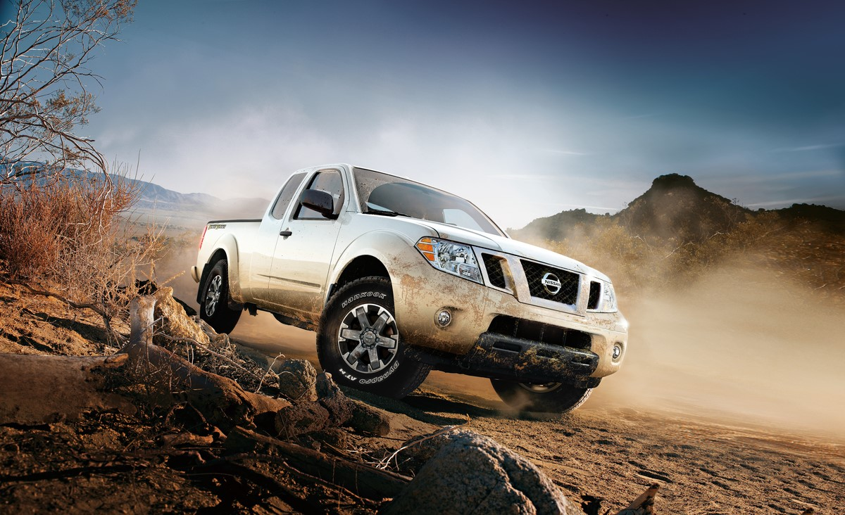 Nissan Frontier mid-size