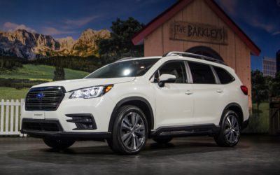 Subaru Ascent SUV due summer '18