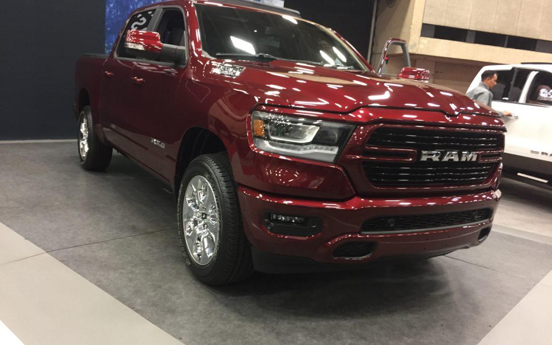 All-new 2019 Ram 1500 Lone Star Launches at Dallas Auto Show