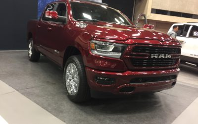 All-new 2019 Ram 1500 Lone Star Launches at Dallas Auto Show