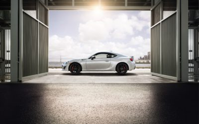 Subaru BRZ Limited – small package performance