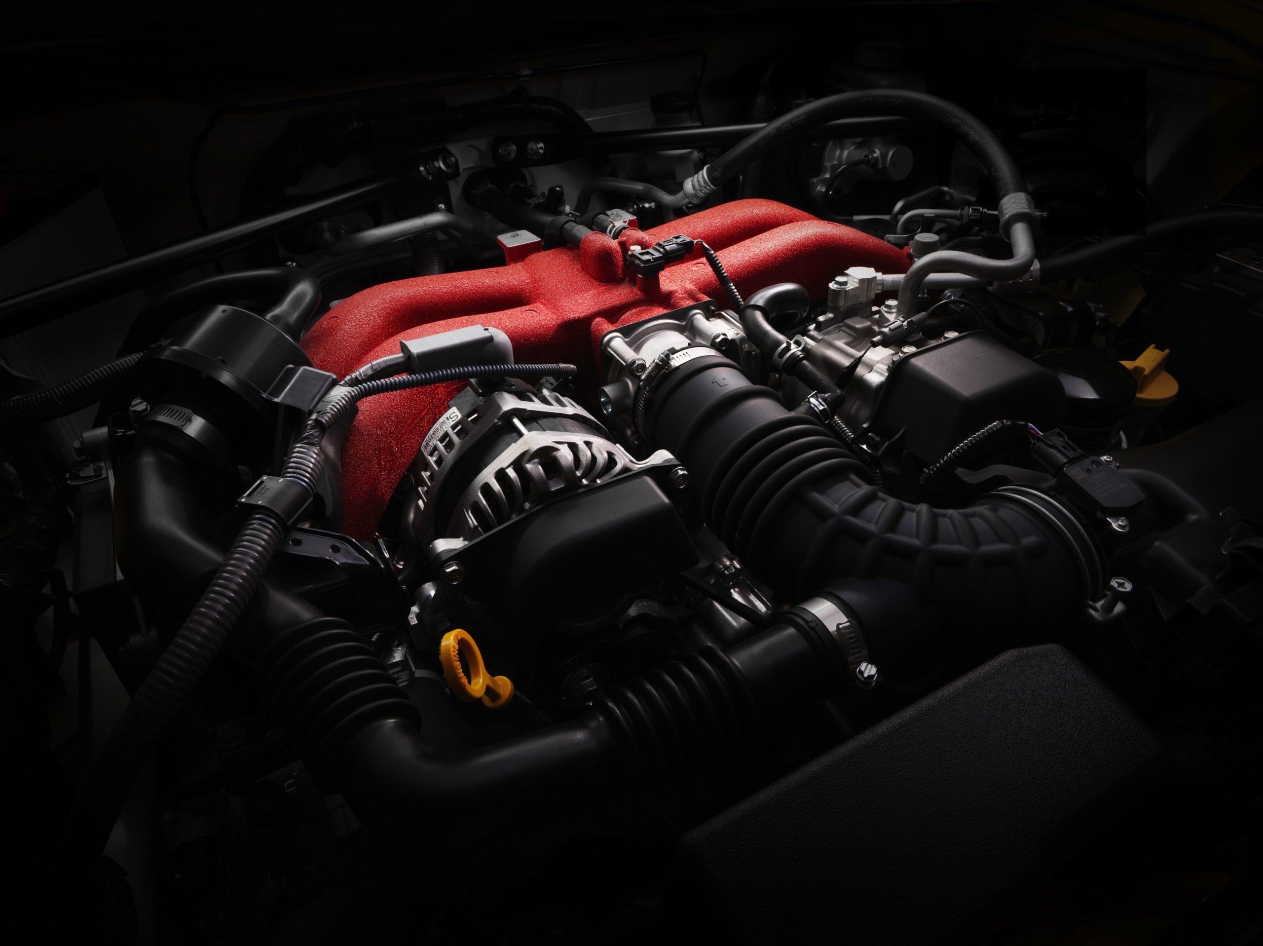 BRZ engine
