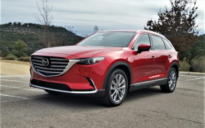 Mazda CX-9 Grand Touring AWD – performance and value
