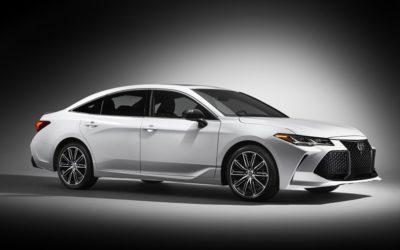 Rough Road Test – 2019 Toyota Avalon