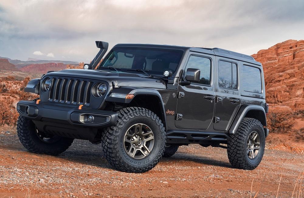 Jeep® J-Wagon Concept