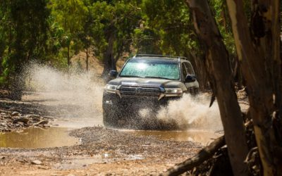 Toyota Land Cruiser – perfect blend of legendary ruggedness with modern luxury