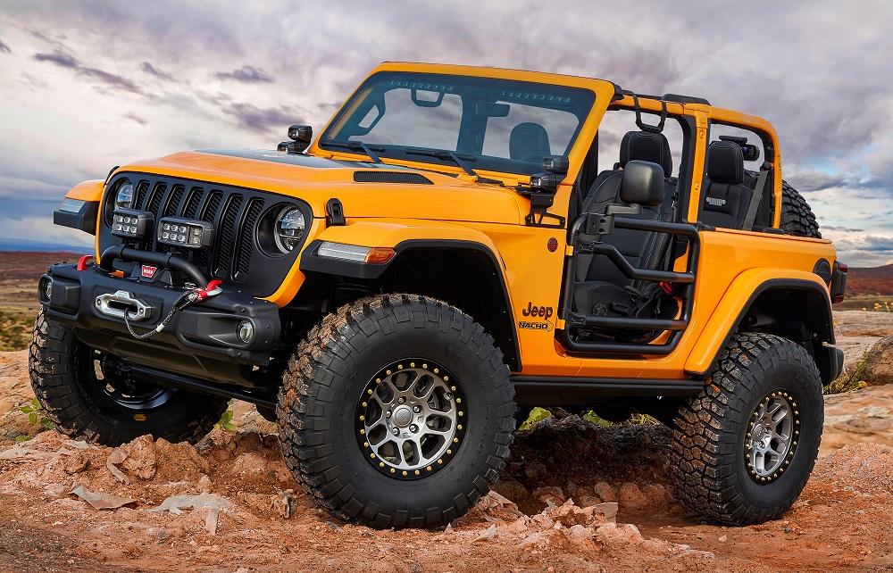 Nacho Jeep® Concept