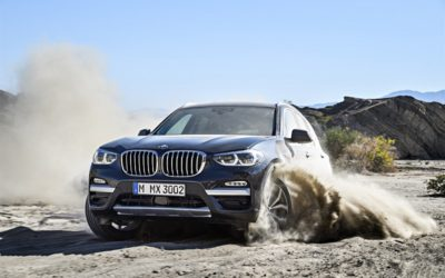 Getting dirty with the 2018 BMW X3 xDrive 30i