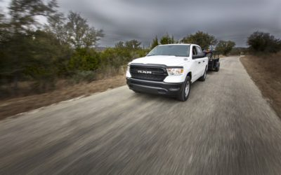 2019 Ram 1500 Tradesman offers more power and technology for business owners