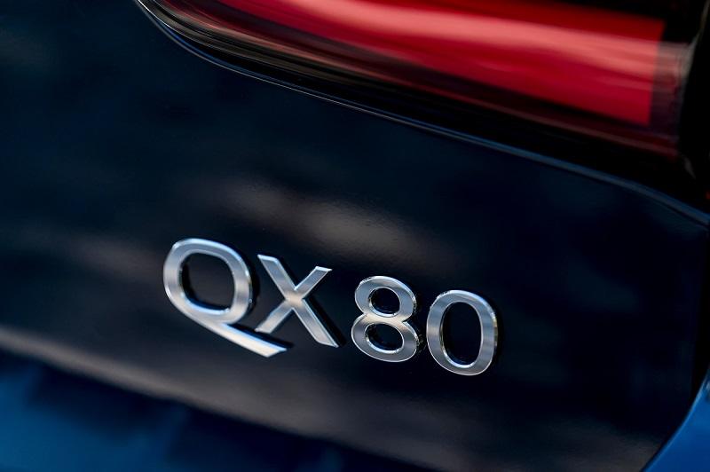 2018 INFINITI QX80