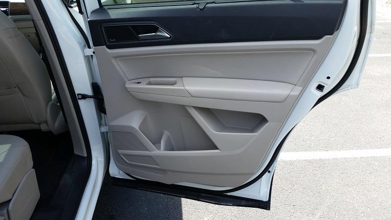 2018 VW Atlas SEL Premium with 4Motion AWD