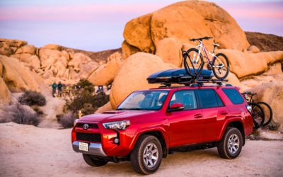Toyota and Yakima to offer one-stop-shop for adventure accessories