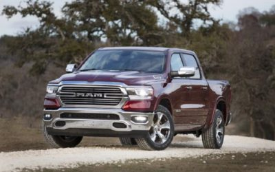 First Quarter Truck Sales Are In