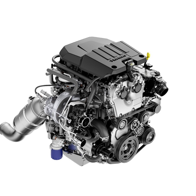 2019 Silverado to offer all-new 2.7L four-cylinder turbo powertrain