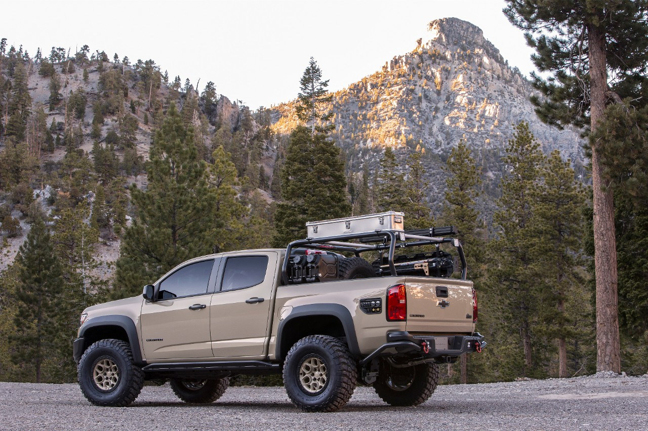 Colorado ZR2 AEV SEMA