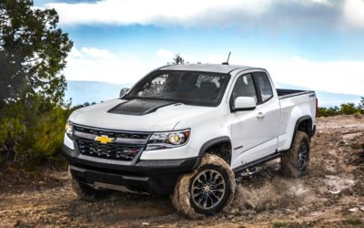 AEV partnering with Chevrolet to build tougher Colorado mid-size trucks!