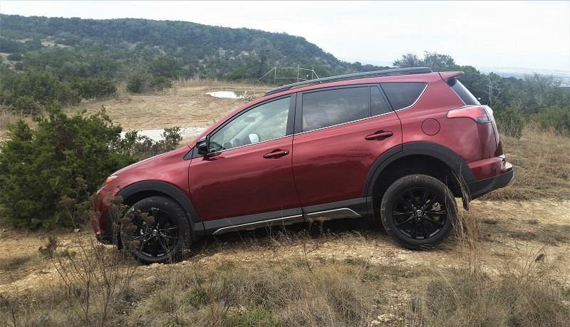 2018 Toyota RAV4 AWD