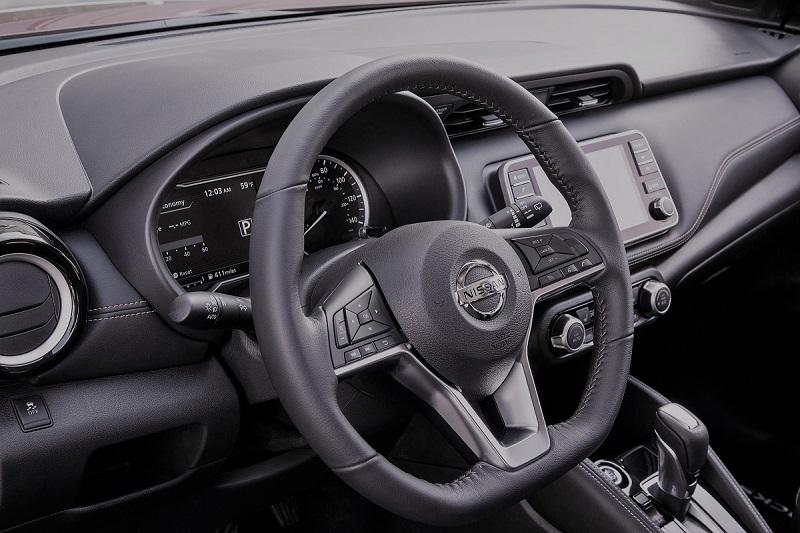 2018 Nissan Kicks compact CUV