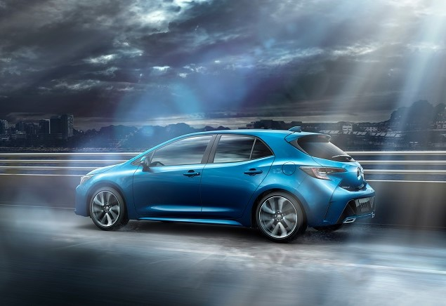 2019 Toyota Corolla Hatch pricing!