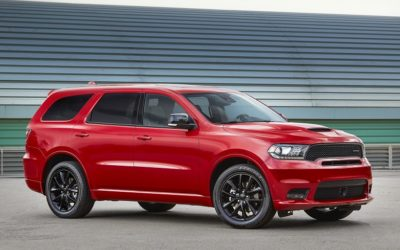 2018 Dodge Durango R/T swaggers in the style of its sibling SRT – for several bucks less