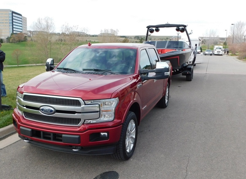 2018 Ford 3.0L Power Stroke Diesel