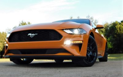 2018 Mustang EcoBoost Premium Fastback is a performer!