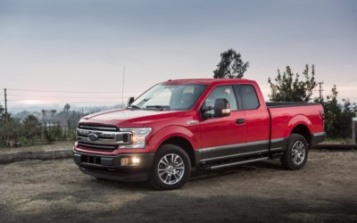 Stealthy quiet and smugly powerful, the F-150 Power Stroke V6 diesel delivers