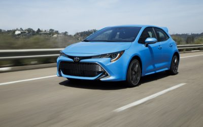 All new – the 2019 Toyota Corolla Hatchback should get your attention for many reasons