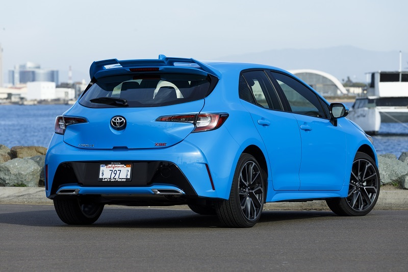 All New The 2019 Toyota Corolla Hatchback Should Get Your