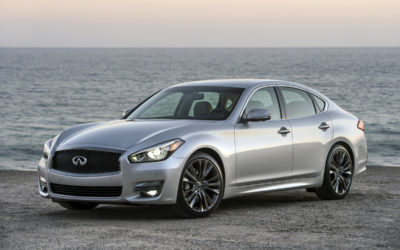 The Infiniti Q70L – bringing more…