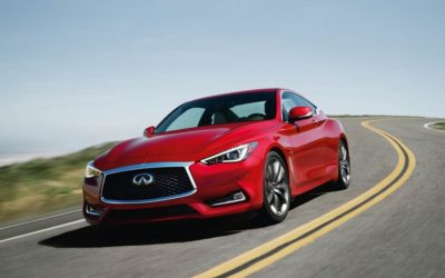 Infiniti Q60 Red Sport 400 RWD Coupe – superb on the road, capable on the track