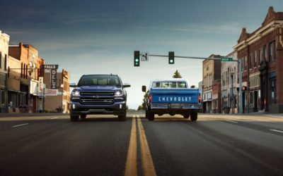 The Centennial Edition – Chevrolet Trucks turn 100!