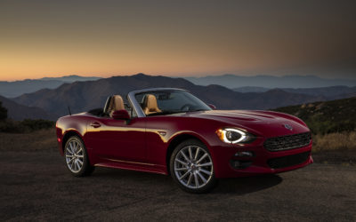 Roadster or Convertible? Just call it fun!