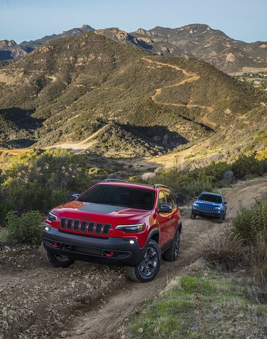 2019 Jeep Cherokee Trailhawk Elite 4×4 – downtown Austin through Hill Country Texas and beyond