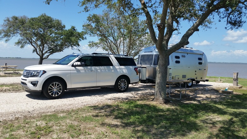 Ford Airstream Texas Adventure