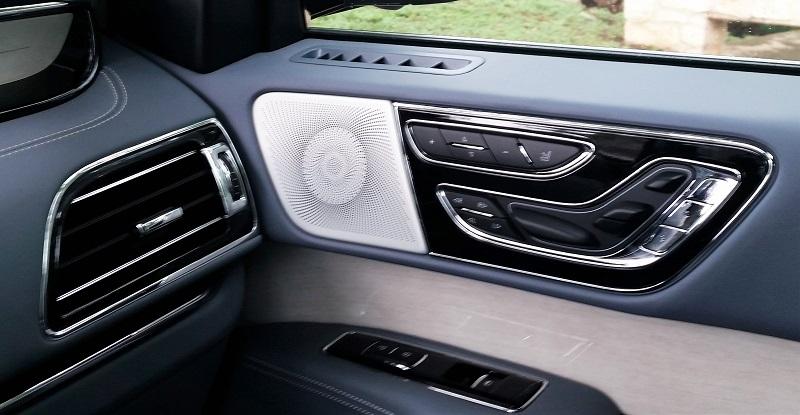 2018 Lincoln Navigator 4x4 Black Label