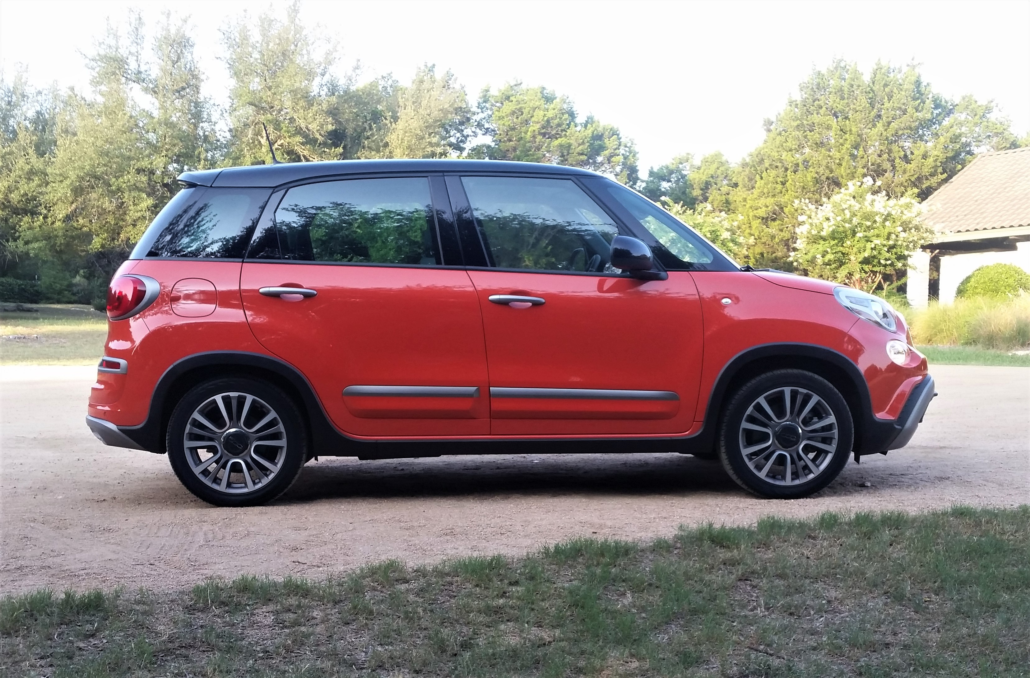 Fiat 500L Trekking: Quirky and perky? | In Wheel Time