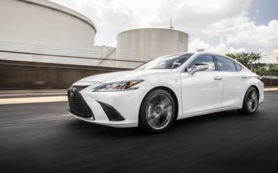 Get Your Motor Run'n with the newest F Sport!