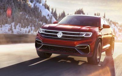 VW Atlas Cross Sport 2-Row SUV in 2019?