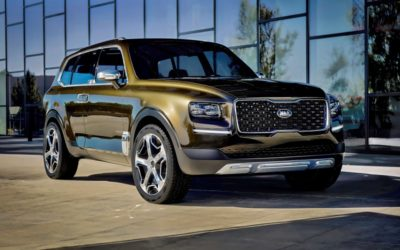 Kia takes the Texas Telluride to the Big Apple