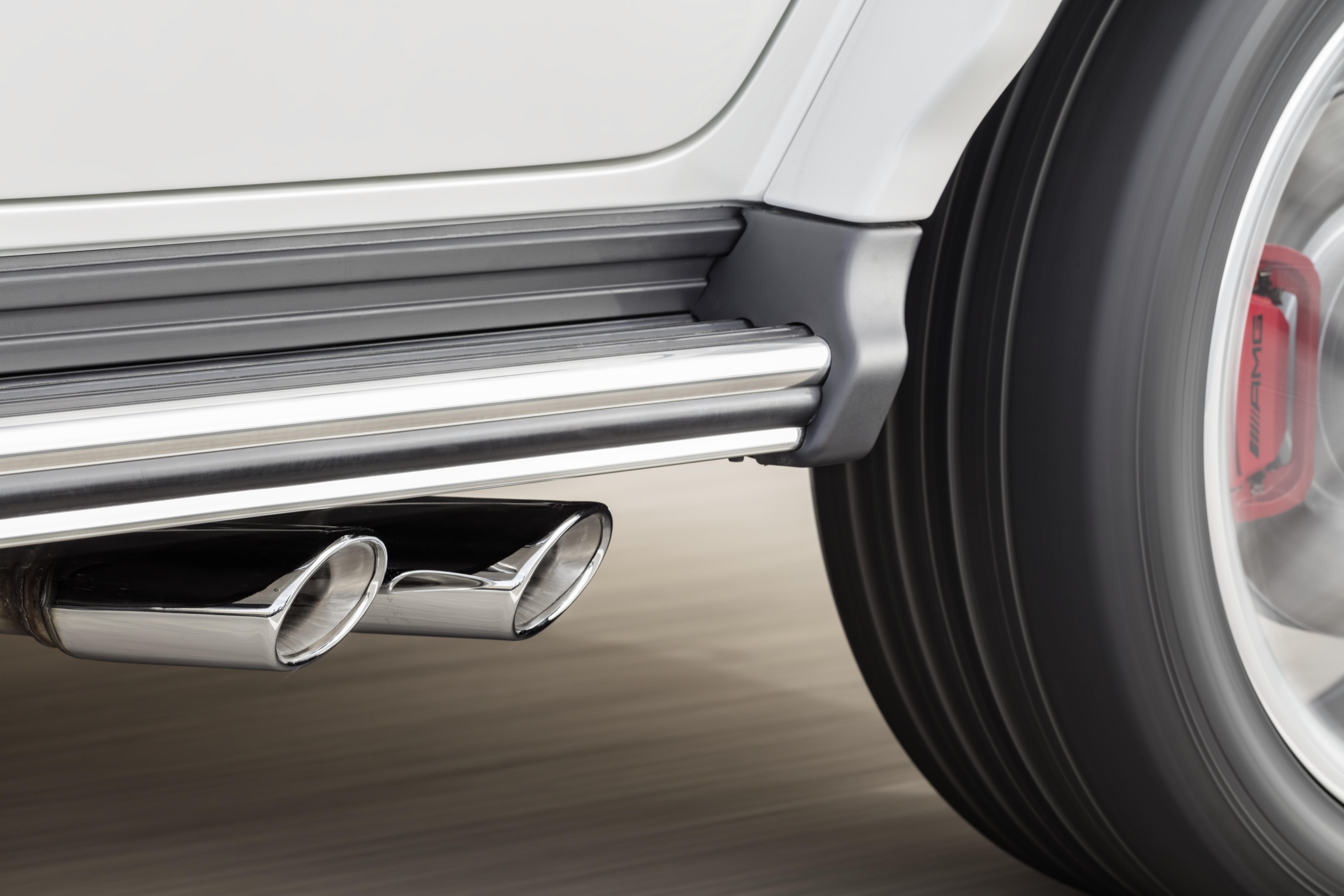 2018 Mercedes-Benz AMG G 63