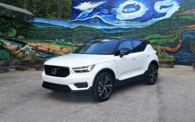 Designed and delivered with everything in mind-the 2019 Volvo XC40