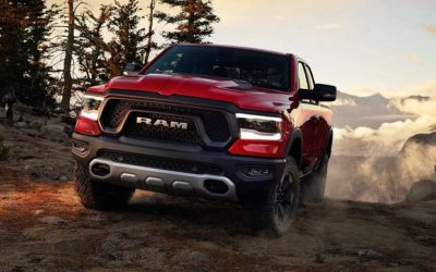 Ram Rebel 12 goes off-road with high-tech and luxury