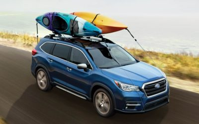 Subaru goes family with new Ascent – their largest vehicle ever