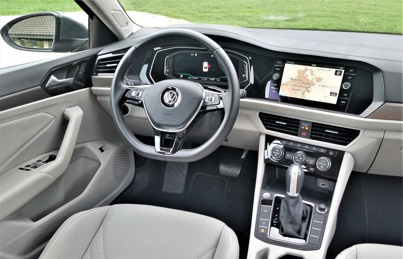 2019 VW Jetta SEL
