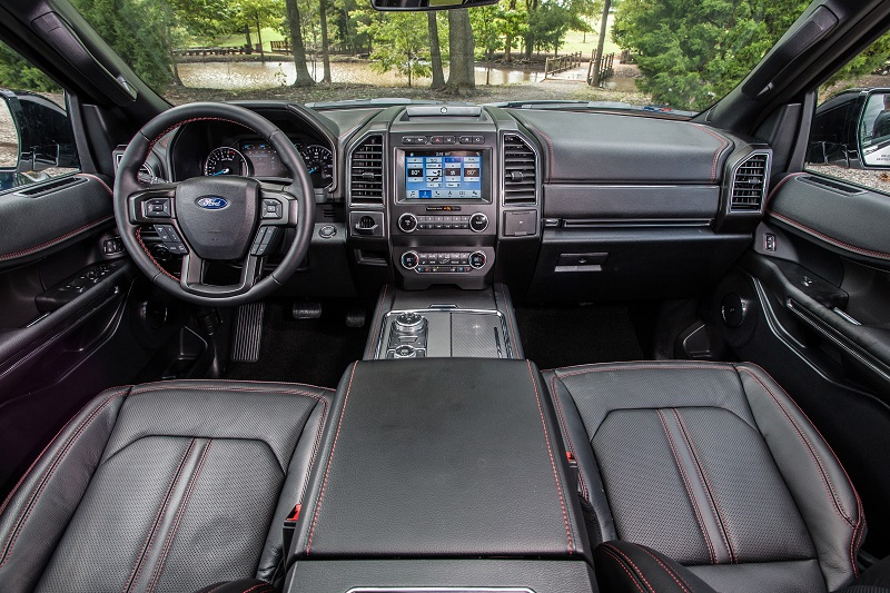 2019 Expedition Stealth 3 Interior
